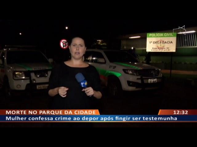 DF ALERTA - Mulher mata homem no Parque da Cidade por grana do tráfico