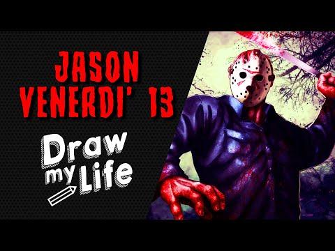 JASON - VENERDI' 13 ✎ DRAW MY LIFE