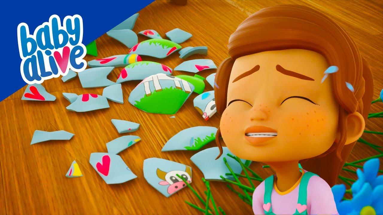 👶🏼 Baby Alive 👶🏾 Charlie's Broken Vase 👶🏽 BRAND NEW EPISODE 15 👶🏻 Kids Videos and Baby Cartoons 💕
