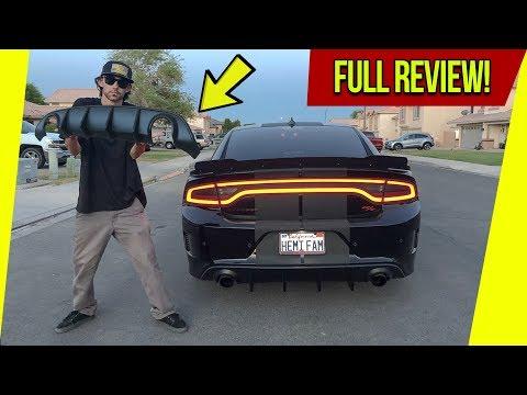 ikon Motorsports Rear Diffuser Full Review! ✔️
