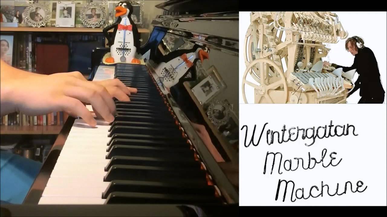 wintergatan marble machine 2000 marbles