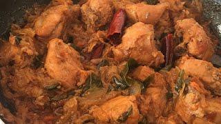 Chicken Varuval In Tamil