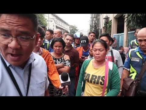 Palanca Street - Manila City