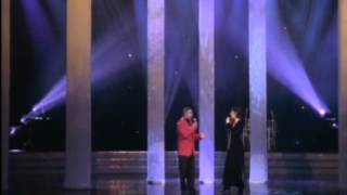 céline dion peabo bryson   beauty and the beast live the colour of my love concert
