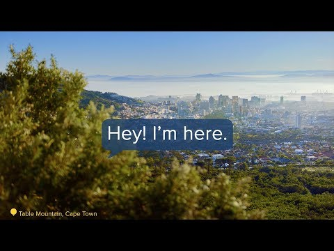 Video: From South Africa, with Love | Expedia