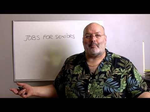 Top 10 Jobs for Senior Citizens