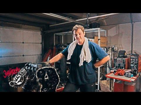 Продолжаем разборку и дефектовку двигателя. Ford Transit 2.2 TDCI (Euro5). Часть 3