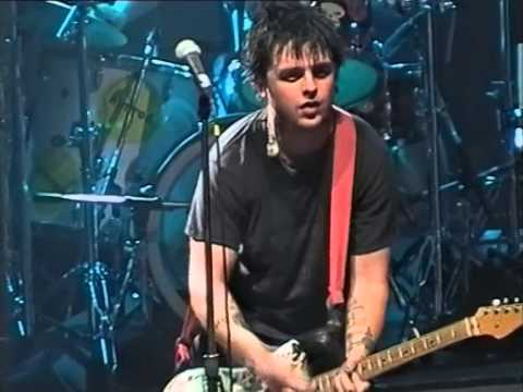 1998/02/01 Green Day Live at Astoria Theatre, London England