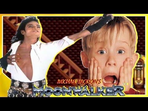 COLLECT THE CHILDREN Michael Jackson's Moonwalker