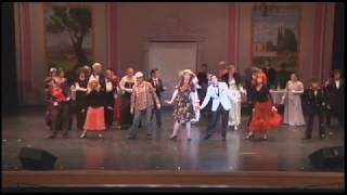 "Highlights from ""Me And My Girl,"" as performed by the Jewish Women'..."