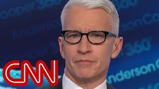 Anderson Cooper: Trump is building a wall of untruth
