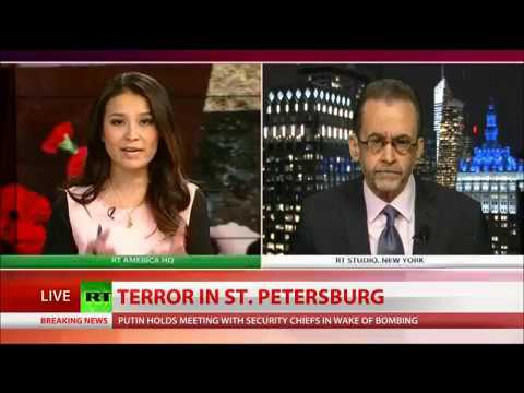 Terror Attack in St. Pete, Russia Ignored by Mainstream News and Social Media - Hypocrisy [mirrored]