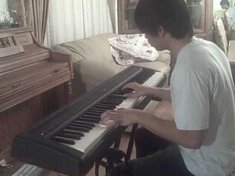B.o.B ft. Rivers Cuomo of Weezer - Magic (Piano Cover by Ryan)