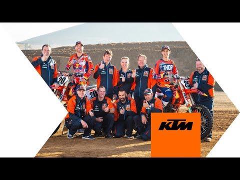2018 Red Bull KTM Factory Racing Team  | KTM