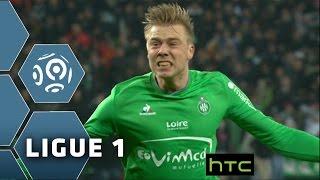 But Alexander SÖDERLUND (76') / AS Saint-Etienne - Olympique Lyonnais (1-0) -  / 2015-16