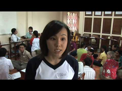 Speech Therapy project in Cambodia