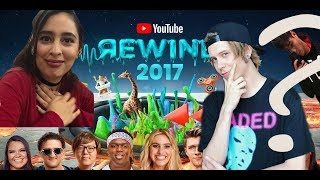 YOUTUBE REWIND 2017 | Video Reacción😱