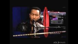 GOOD MORNING LOVE,John Legend