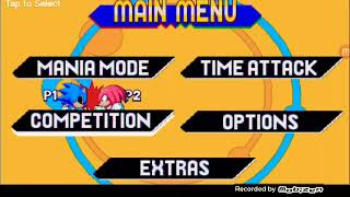 Sonic mania android sonic. Exe mod! Link in the description