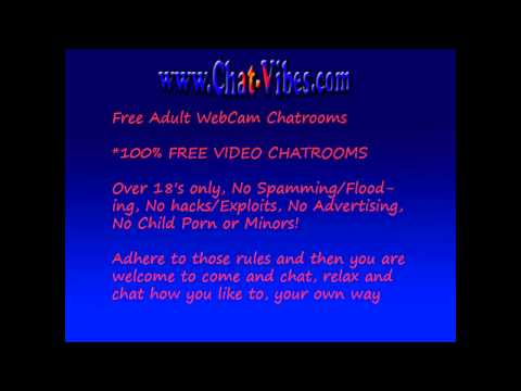Webcam Chat Rooms