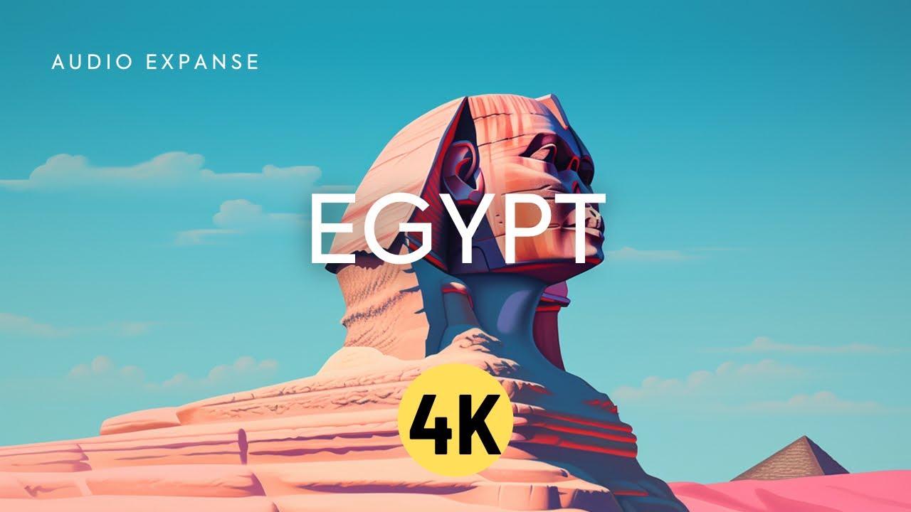 Egypt 4K Video UHD   Nile 4K   Giza 4K   Travel Video Cinematic 4K