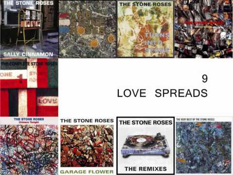 Top 15 Songs - The Stone Roses