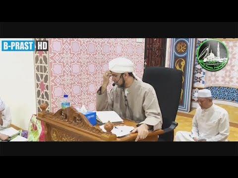 Tanggapan Habib Ali Tentang Masuknya Budaya Asing - Habib Ali Zaenal Abidin Al Hamid