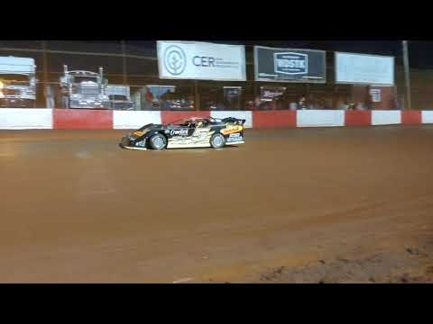 Lucas Oil hot lap group 5 at Dixie Speedway