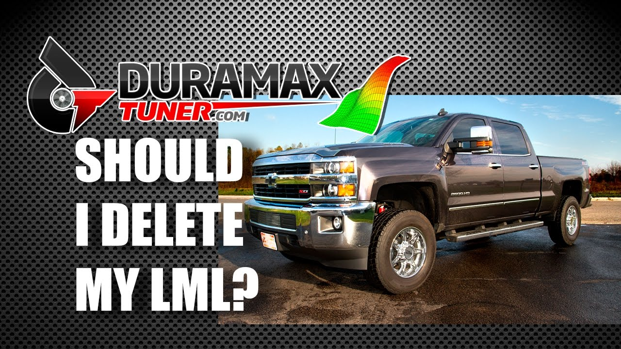 Def Delete Duramax >> Should I Delete My Duramax Diesel Lml Youtube