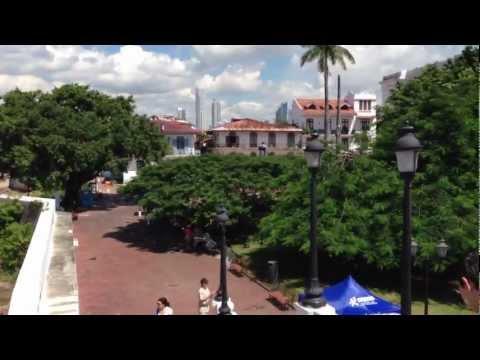 Colonial Area of Panama City, Panama