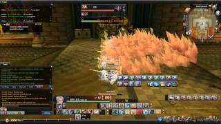 Aura Kingdom Private Server Storm Lament Solo (Lots of deaths)