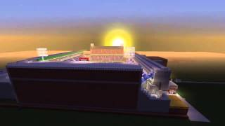 Minecraft Selhurst Park Stadium CPFC Fans Must Watch