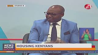 Making Affordable Housing a Reality in Kenya — Username Investments CEO at KBC Channel 1