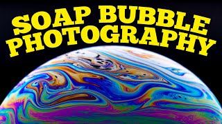 Soap Bubble Photography Tutorial - Photography at Home screenshot 4