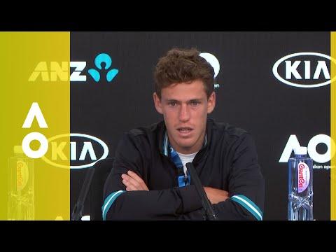 Diego Schwartzman press conference (4R) | Australian Open 2018