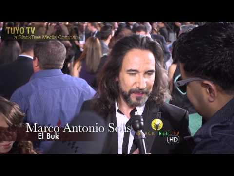 Latin GRAMMY® Awards w/ Marco Antonio Solis