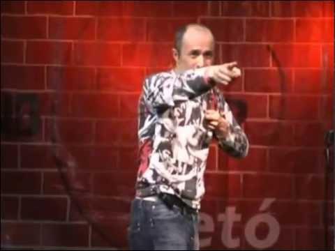 Carlos Alcántara- Stand Up Comedy Perú completo