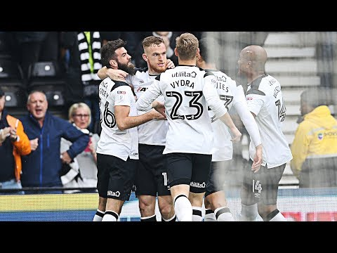 SHORT MATCH HIGHLIGHTS | Derby County Vs Bolton Wanderers