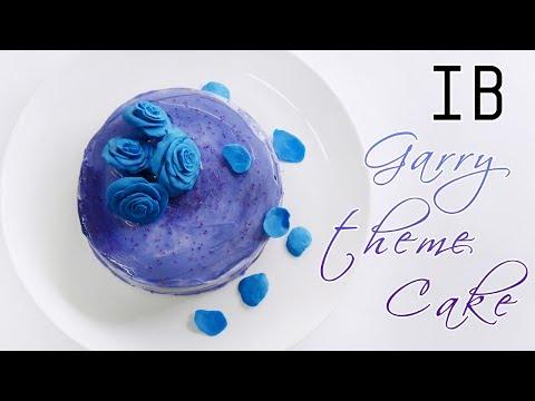 '이브(IB)' 게리 테마 케이크 만들기 ('IB' Garry theme cake)ㅣ몽브셰