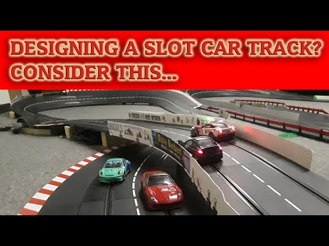 Building a Digital Slot Car Track – Design Considerations