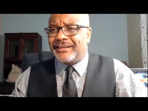 Black Power lecture - 10 things black families can learn from Chinese Economic Power