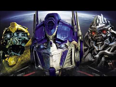 transformers 1-5 song by chester bennington linkin park R.I.P