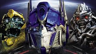 Gambar cover transformers 1-5 song by chester bennington linkin park R.I.P