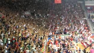 Efes 71-85 Karşıyaka | TBL Şampiyonluk Maçı | Period 3 | Salondan Görünümler