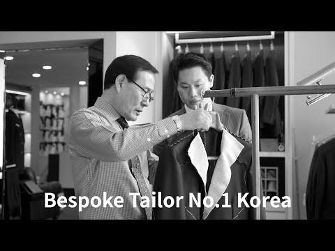 HKtailor : Bespoke Tailor Shop In Seoul