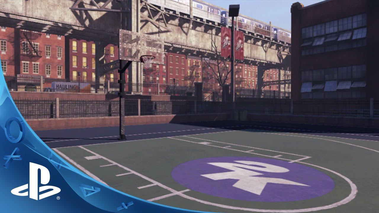 NBA 2K15: MyPARK and PS4 Exclusives Detailed – PlayStation Blog