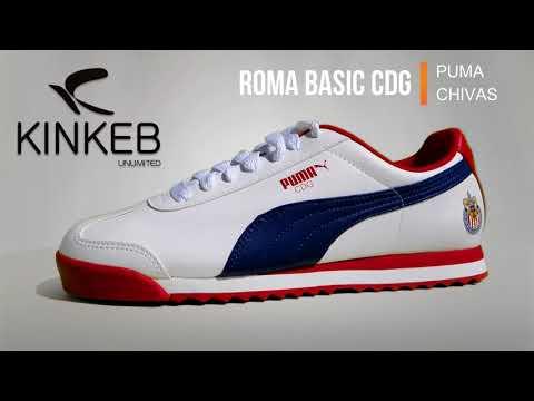 982d4392867a1f PUMA ROMA BASIC CDG