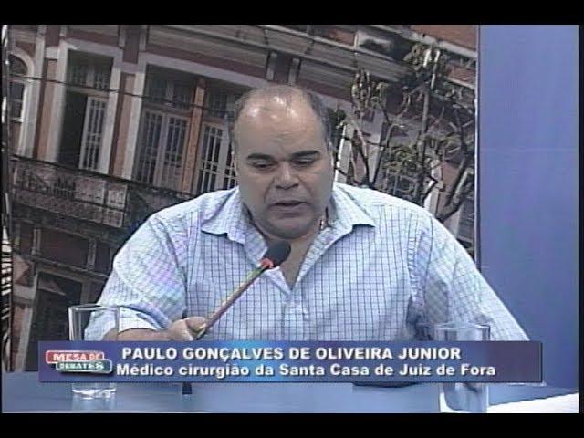 MÉDICO QUE ATENDEU BOLSONARO RELATA TRABALHO APÓS ATENTADO - MESA DE DEBATES 12-11-18
