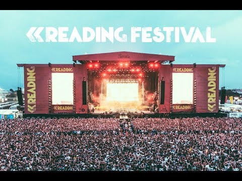 Reading Festival 2017 highlights video