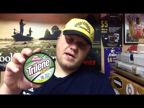 Berkley Trilene Big Cat: My Favorite Catfish Line!